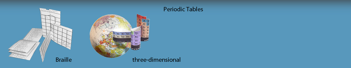 Choice of Periodic Tables